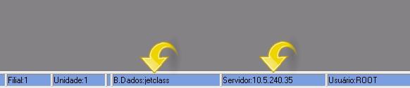 Verificando servidor e banco.