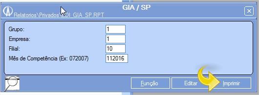 GIA SP